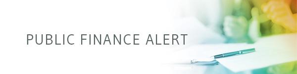 Public Finance Alert